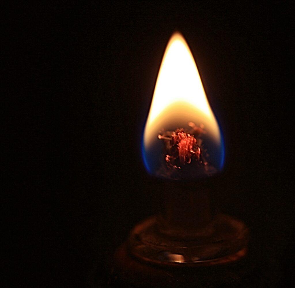 Innerlijke kracht en vuur